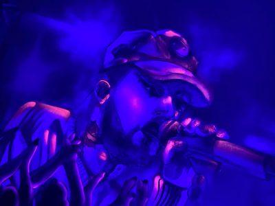 Black light Mac Miller