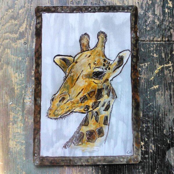 Chemical Giraffe